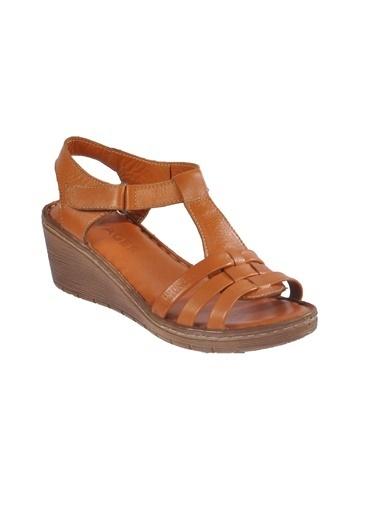 Voyager Sandalet Taba